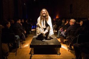 Minno Manni in Shylock regia di alberto Oliva. Photo by Andrea Melato