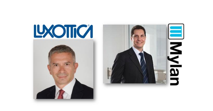 il bilancio spiegato dalle aziende Luxottica e Mylan