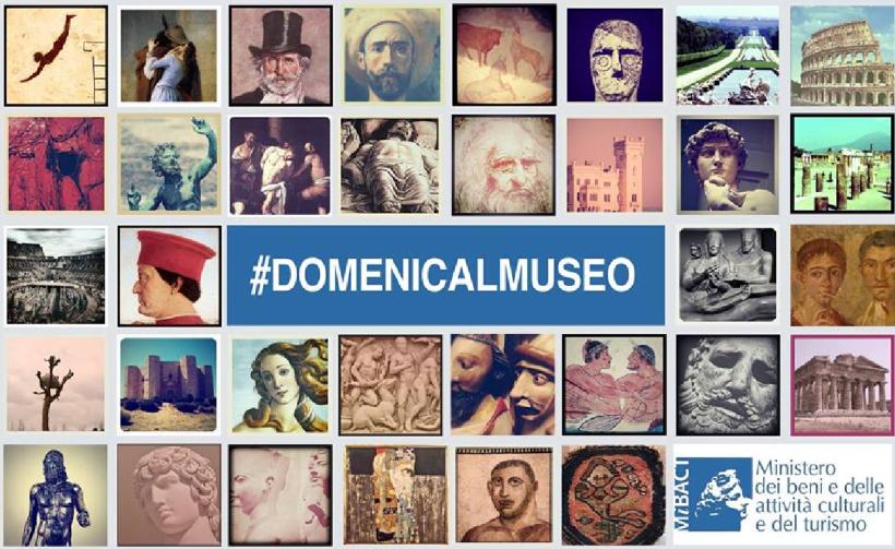 mibact: #domenichealmuseo