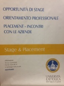 Locandina Stage & Placement