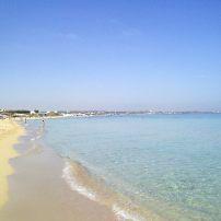 Puglia - Capitolo (Bari)famosa per la sua spiaggia sabbiata