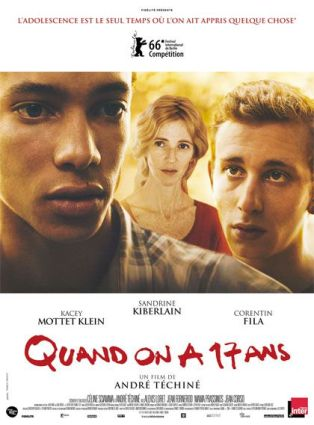 se-hai-17-anni-quand-on-a-17-ans-andre-techine-poster