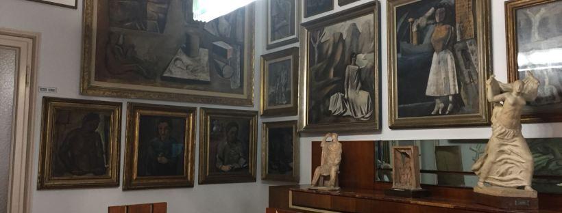 Casa Museo Boschi Di Stefano.Casa Museo Boschi Di Stefano Un Atto Di Bellezza E Di Amore