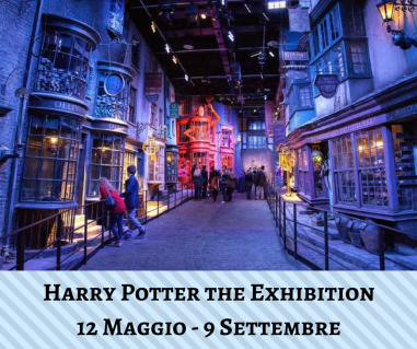 Harry Potter the Exhibition12 Maggio - 9 Settembre.png