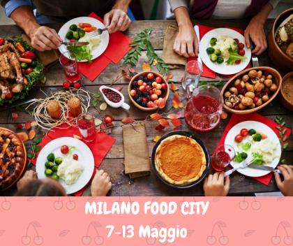 MILANO FOOD CITY7-13 Maggio